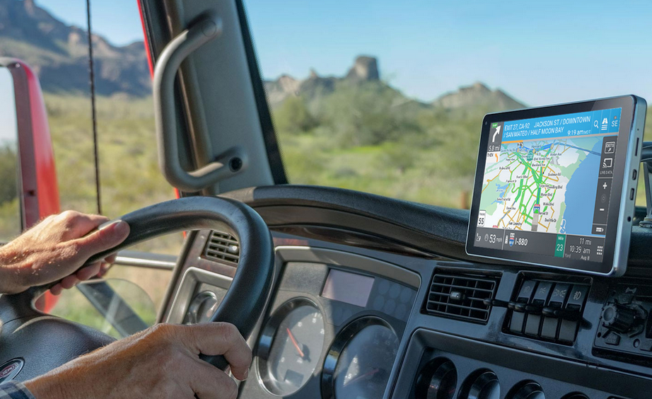 ราคา GPS รถบรรทุก
